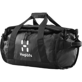 Haglöfs Lava 30 Duffel Bag, true black